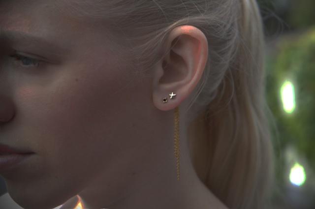 DIY: Earring Extensions